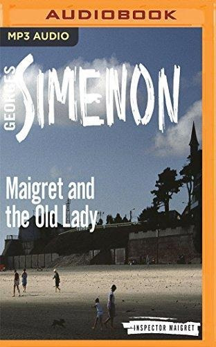 maigret and the old lady : georges simenon