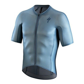 Maillot Specialized Light Ss Jersey Storm Grey