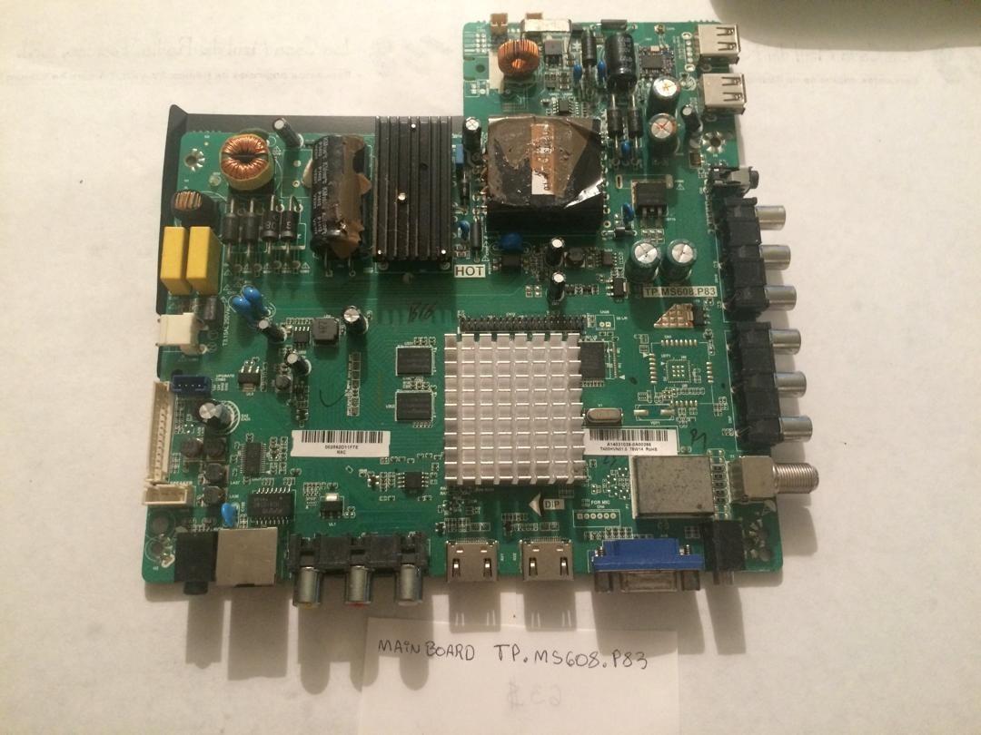Main Board Smart Tv Universal Placa Base Tp! Ms608 p83