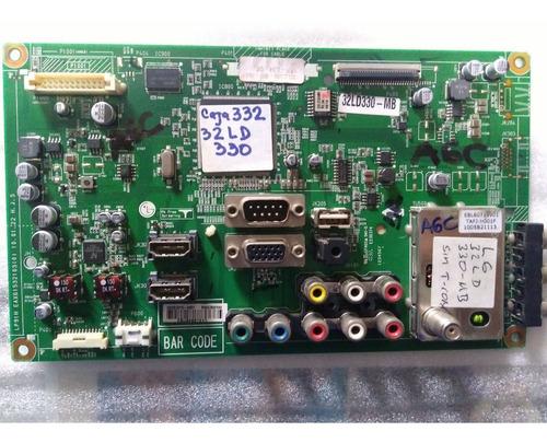 main board tarjeta principal tv lg 32ld330
