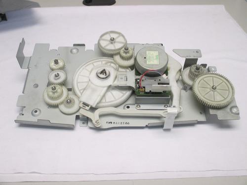 main drive ( juego de engranes ) hp 2100 p/n-rg5-4131