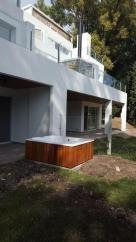 main park canning - departamento con terreno y cochera subterránea - dos ambientes