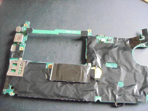 mainboard dañada para mini hp 2133