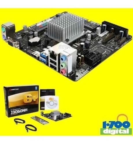 mainboard + procesador intel dual core j3060 celeron hdmi
