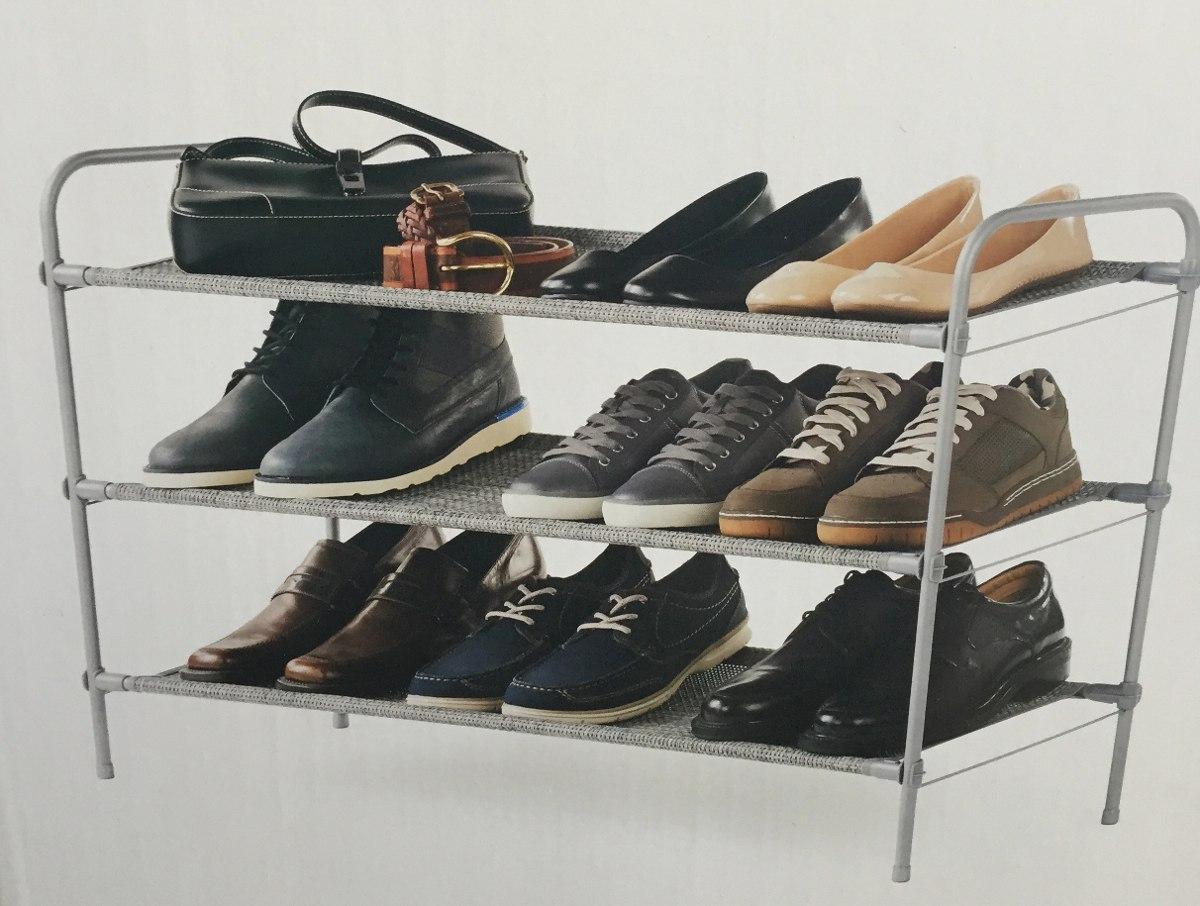 Mainstays Estante De 3 Niveles Para Zapatos Nuevos Original ...