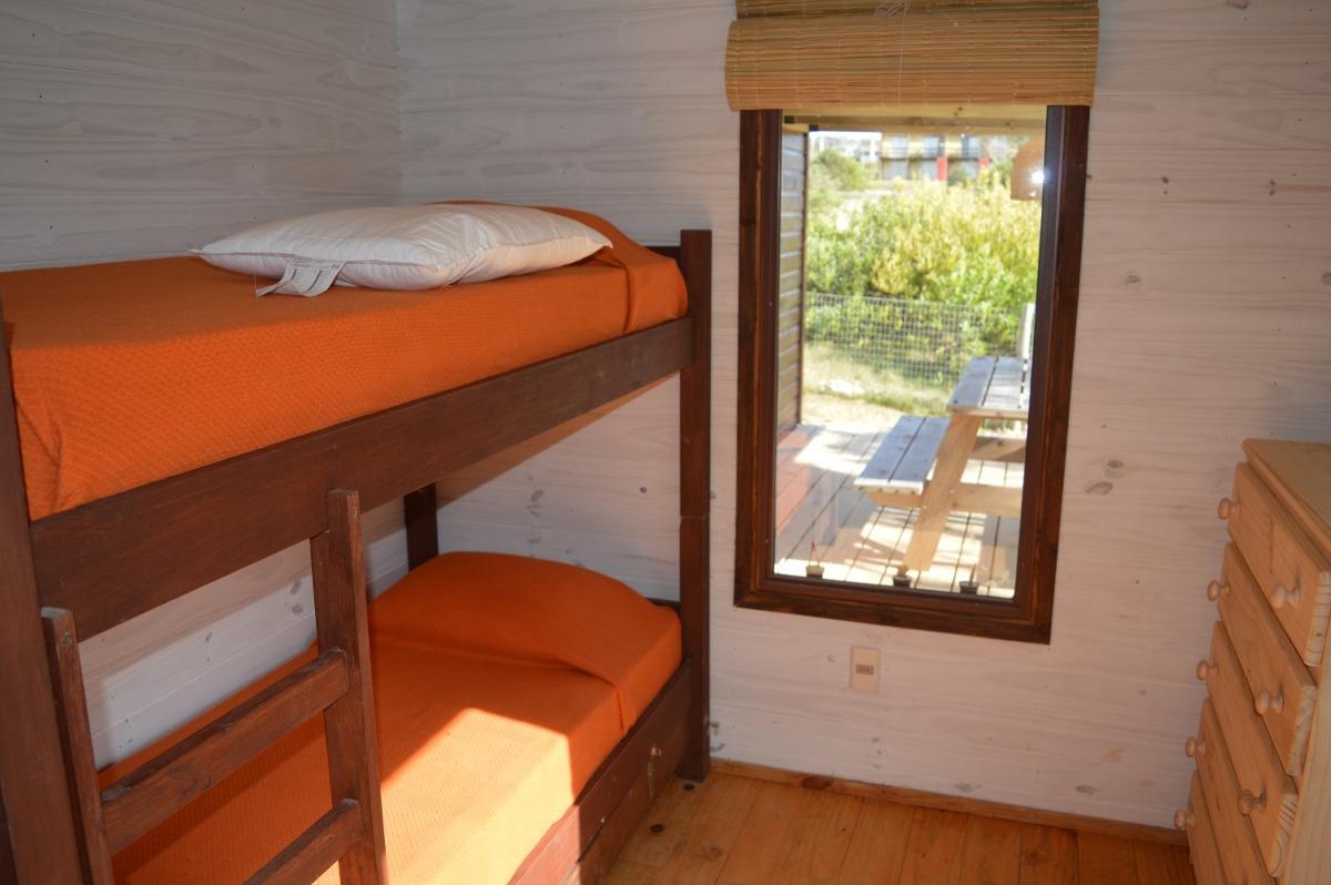 mainumbì#2 cabaña en punta del diablo - uruguay x7 pax