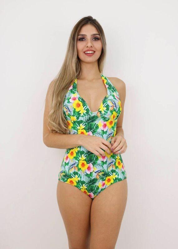 8bfec82d9 Maio Plus Size Floral Discreto B18 - R$ 136,00 em Mercado Livre