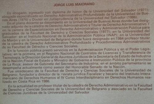 maiorano, jorge l. -  el ombudsman defensor del pueblo y de