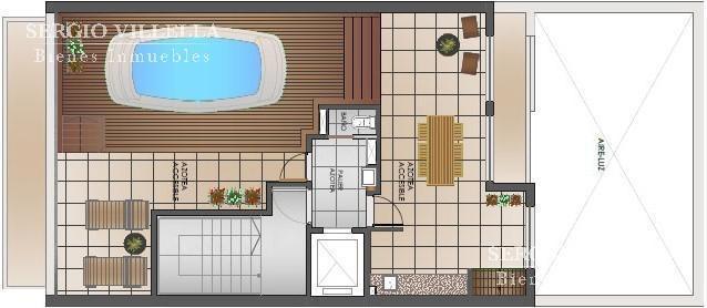 maipú 2200 - departamento en venta 1 dormitorio en rosario
