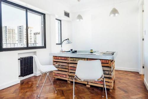 maipu 600 - retiro - oficinas planta dividida - alquiler
