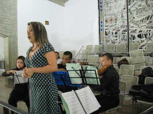 maira trejo soprano, ave maría, marcha nupcial, música boda