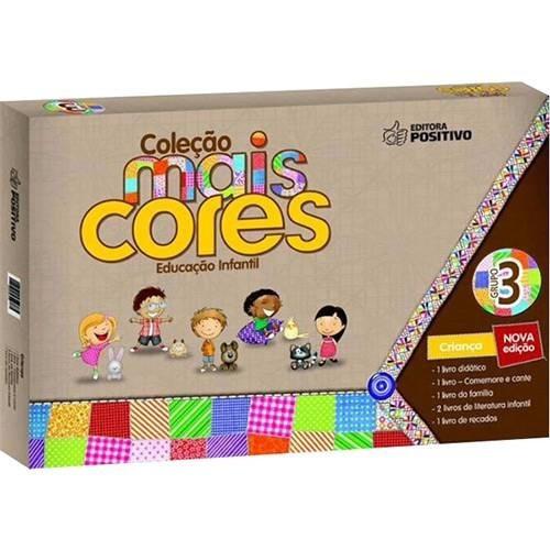 mais cores - grupo 3 - educacao infantil - 02 ed