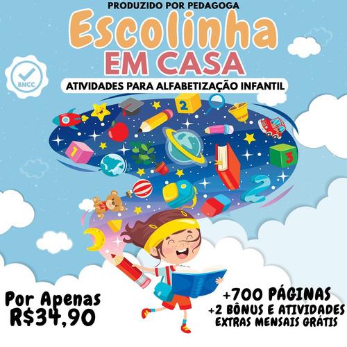 mais de 700 atividades para crianças de 2 a 8 anos