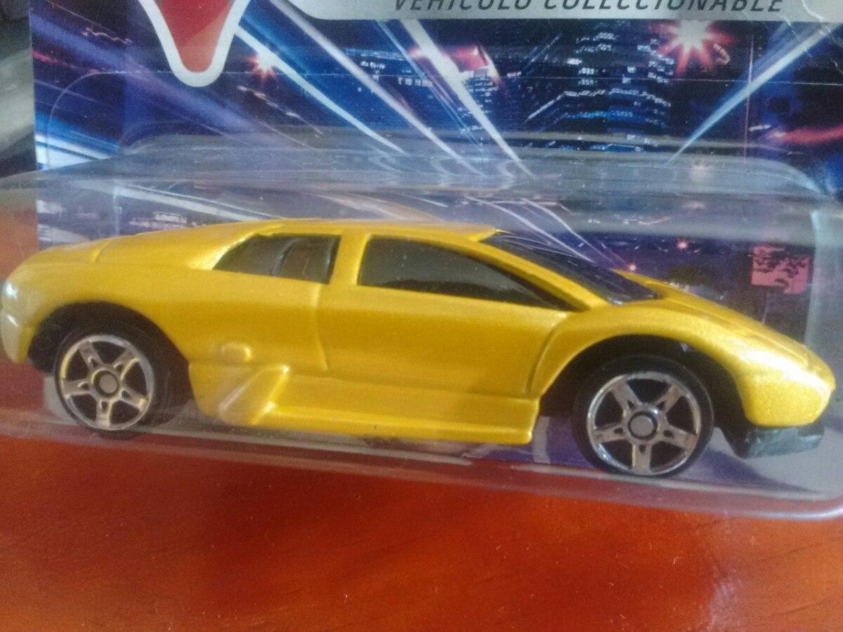 Maisto Lamborghini Murcielago Amarillo 59 00 En Mercado Libre
