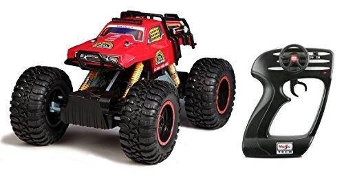maisto rc rock crawler 3xl vehículo radio control