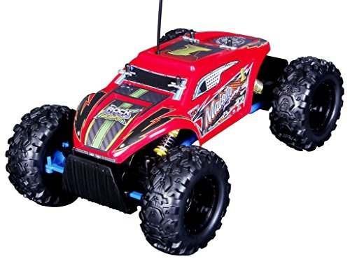 maisto rc rock crawler extreme control vehículo de radio,