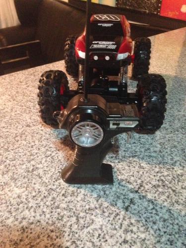 maisto rock crawler 4x4 carro control remoto