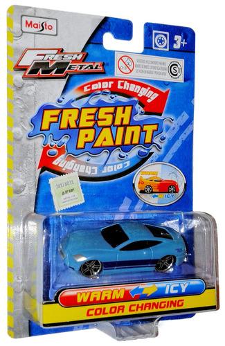 maisto v7 auto cambia color fresh paint shifters nuevo mrtoy