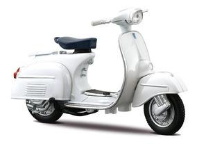 Mr Vespa 1 18 Moto Gt125 Juguete Promo Scooter Toy Maisto SUzpjMLqGV