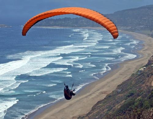 maitencillo sur - cerro tacna  terreno vista mar