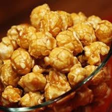 maíz-aceite lou ana-glaze pop-bolsas palomitas  de  caramelo