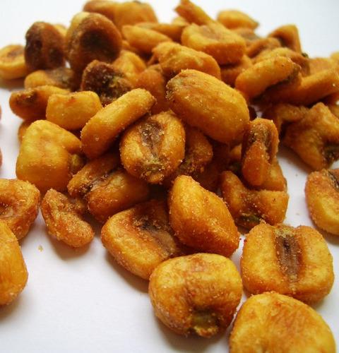 maíz frito tostado y salado envasado en españa x 2,5 kilos