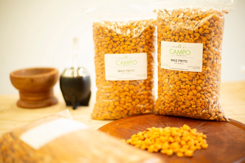 maíz frito x 1 kg - fotos reales - envios