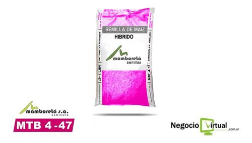maiz híbrido mamboreta mtb 4-47