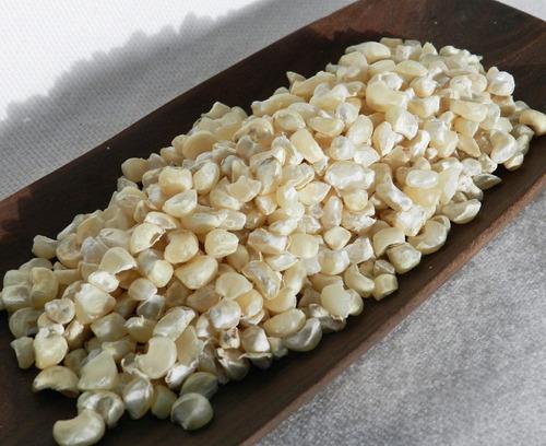 maíz pisado blanco premium x 3 kilos