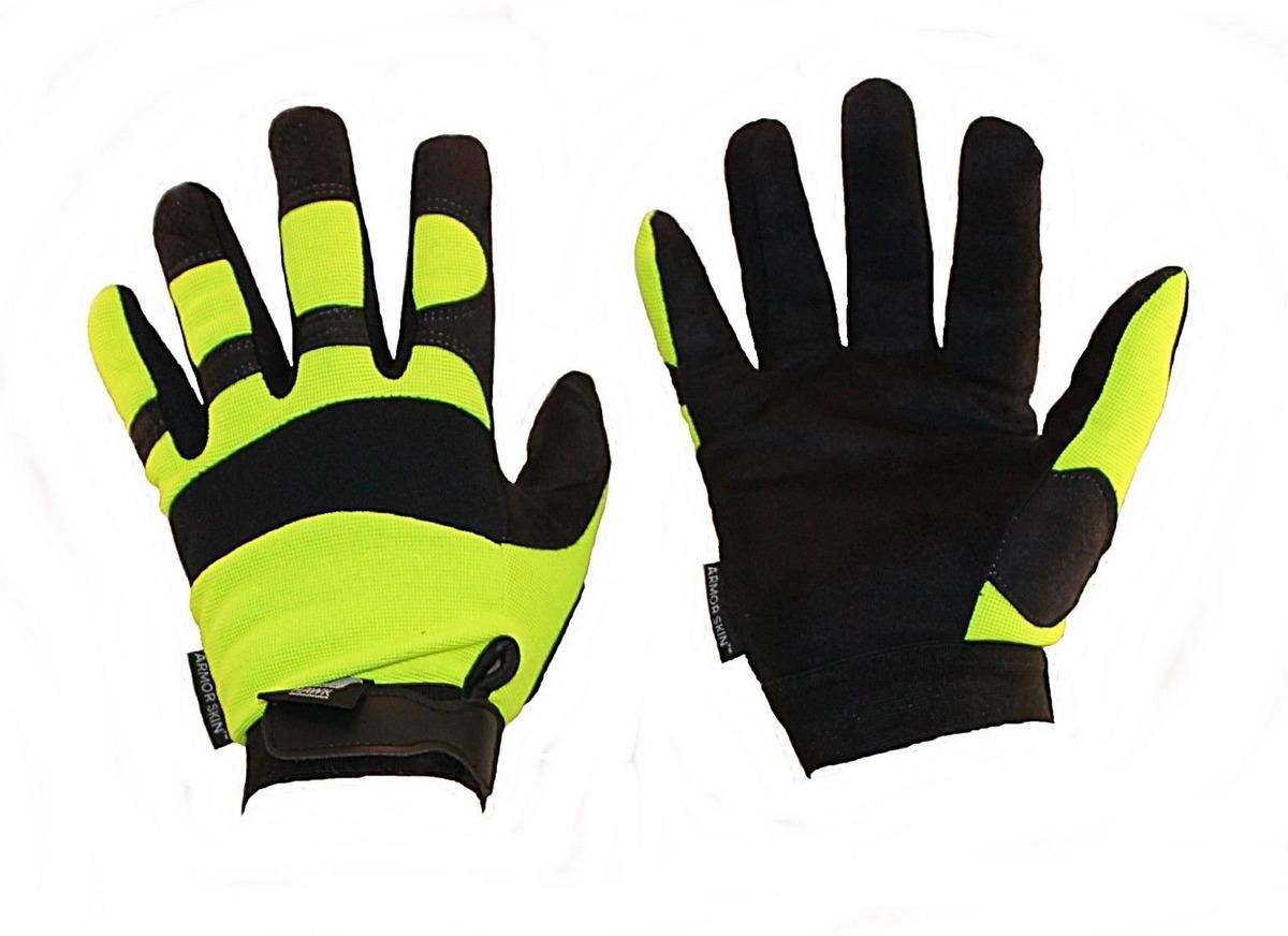 Majestic 2137hy Hawk Mechanics Gloves Armor Skin Synthetic