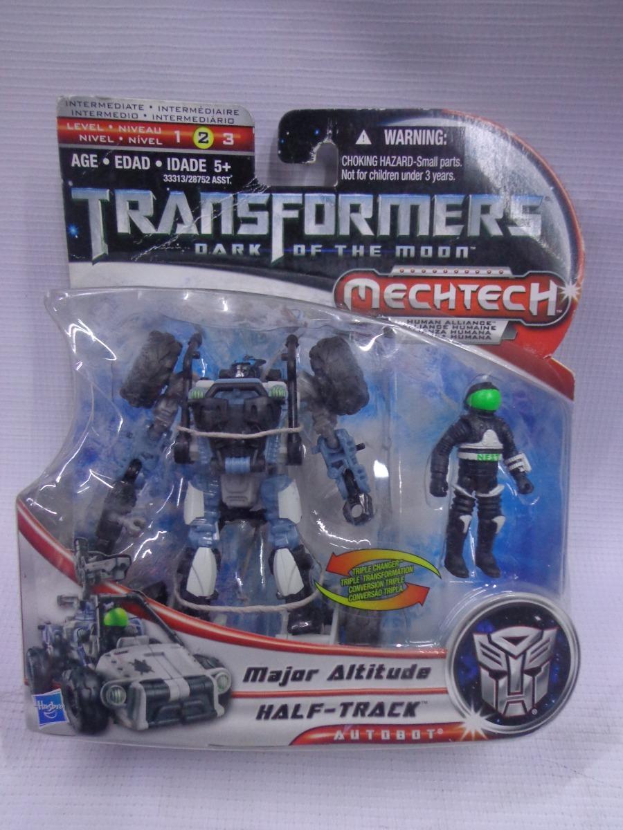 Major Altitude Half-track Transformers Mechtech 2011