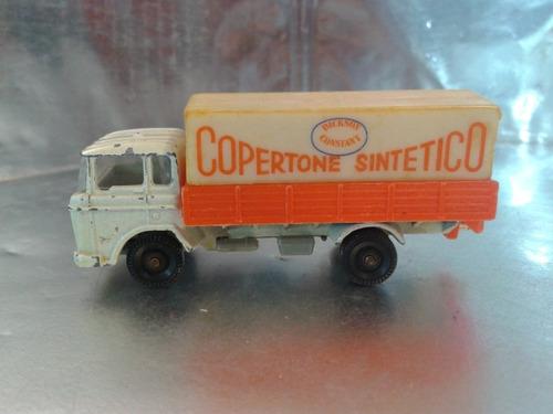 majorette - camion daf 2600 m.i. france