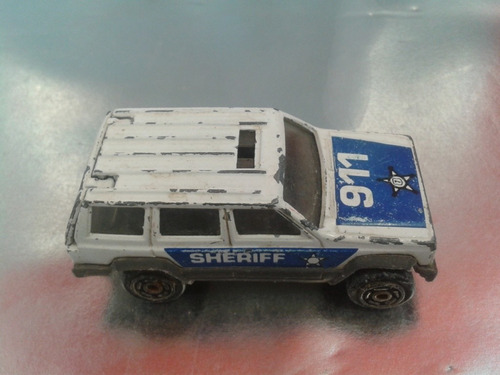 majorette - jeep cherokee sheriff #2
