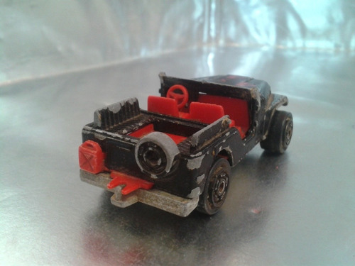 majorette - jeep cj m.i. france