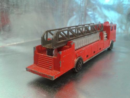 majorette - pompier grande echelle bomberos