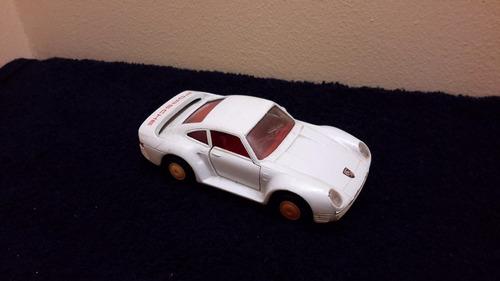 majorette porsche 959 vintage de coleccion c3387