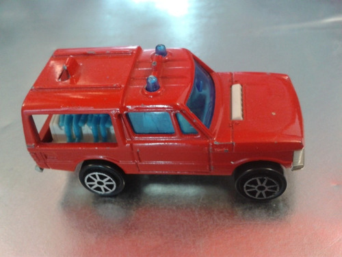 majorette - range rover m.i. france #4