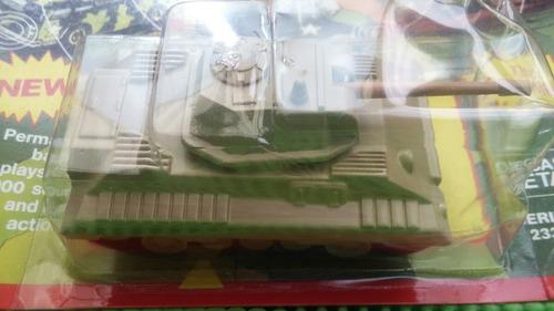 majorette sonic flasher tanque militar