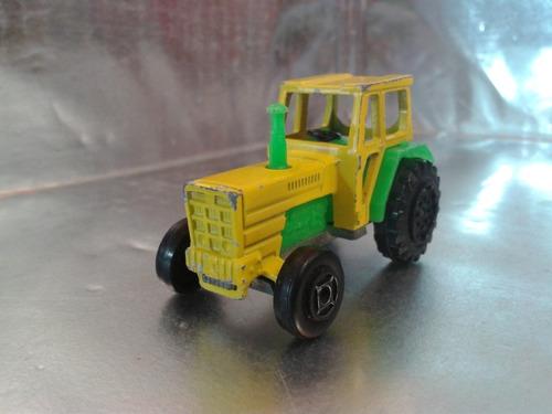majorette - tracteur tractor #8 m.i. france