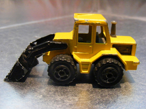 majorette - tracto tractor pala
