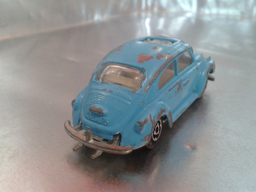 majorette - vw 1302 sedan vocho version esso  m.i. france