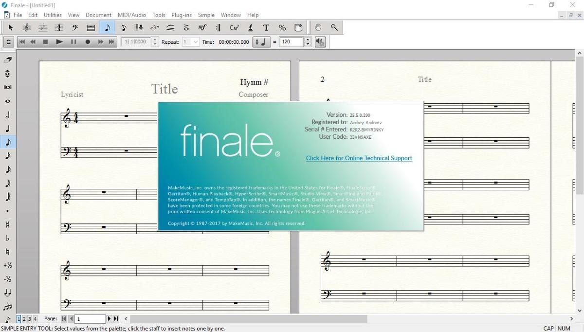 Resultado de imagen para MakeMusic Finale windows
