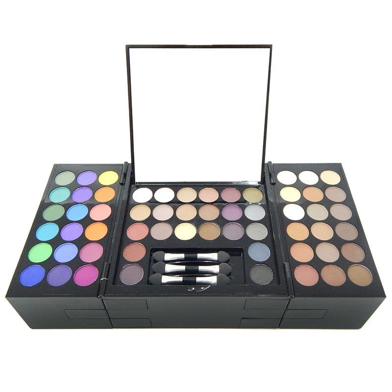 db58bc8c4 makeover set maquillaje maletin sombras rubor labial jes-178. Cargando zoom.