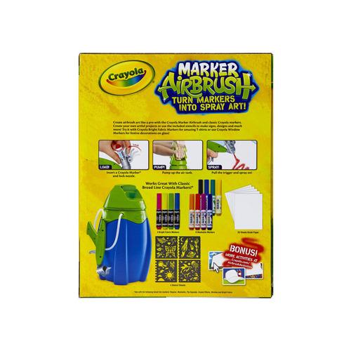 maker airbrush crayola crayola