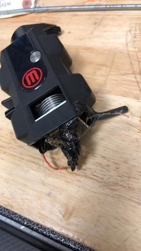 makerbot smart extruder+ diagnostico y reparacion extrusores