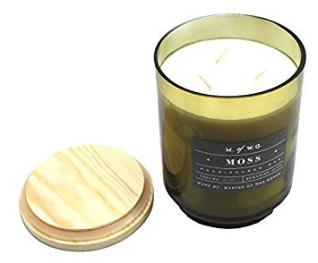 Makers Of Wax Goods M W G Richly Scented Candle