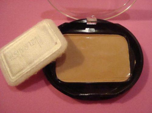 makeup compacto naturalista colorstar beige
