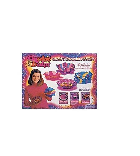 makit  kit de cuencos decorativos bakit