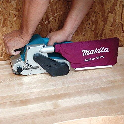 makita 9903 8.8 amp de 3 pulgadas por 21 pulgadas de veloci