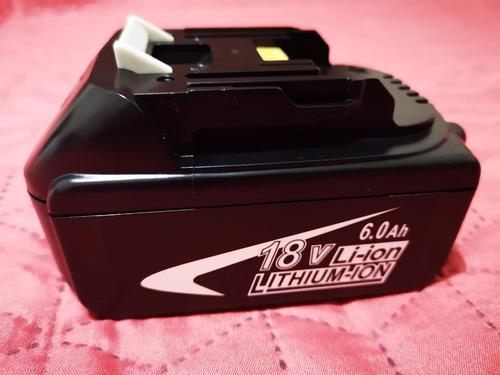 makita bateria  6amperios para herramientas bateria 18 vlt